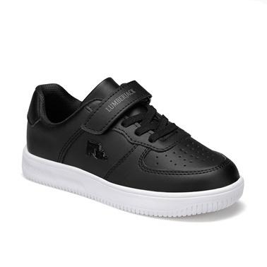 Lumberjack Unisex Çocuk Siyah Sneakers 100432531  Siyah